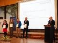 Wyróżnienie otrzymał Piotr Bobula za LOTY SZYBOWCAMI w Bieszczadach.