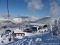 Narty na Słowacji CHOPOK 2024m - wyjazdy narciarskie z BP Bieszczader