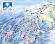 Ski Map PÓŁNOCNE STOKI Chopoka 2024m