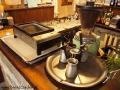 Kawa tradycyjnie parzona od ponad 30 lat, nawet aluminiowa tacka została w restauracji ORMIANKA.