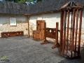 Część narzędzi tortur - więcej można zobaczyć i poczuć na wycieczce...