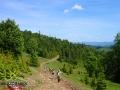 Szlaki na Ukrainie najczęściej są po prostu drogami użytkowanymi przez mieszkańców jadących do lasu lub tędy prowadzą bydło na połoniny.