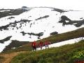 Do szczytu Pikuja zostało już coraz mniejsza odległość...