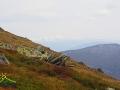 W oddali widoczna BORŻAWA, czyli pasmo górskie rozciągające się na 25 km.