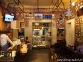 Widok na wnętrze restauracji POCZTA