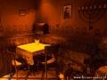Wnętrze restauracji POD ZŁOTĄ RÓŻĄ Lwów.