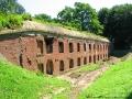 Fort XV Borek (przykładowy do zwiedzania podczas wycieczki).