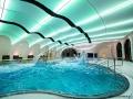 SPA w hotelu 4* w Arłamowie - baseny wewnętrze i zewnętrzne, sauny, jakuzzi, łaźnie parowe...