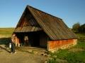 wycieczki BIESZCZADY - bacówka góralska