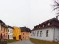 Spiska Sobota - to obecnie część Popradu z niezwykle urokliwymi kamieniczkami (po prostu perełka średniowieczna!).