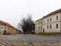 Spisska Sobota - można powiedzieć, że Poprad ma 2 rynki (ten dla nas jest piękniejszy i przeznaczony dla miłośników sztuki i szukających spokoju).