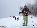 Wędrówka na rakietach śnieżnych zawsze sprawia radość!