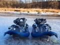 Rakiety TSL 438 trzymają się nawet na lodzie!