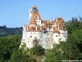 Wycieczki po Rumunii - zamek Drakuli w Bran