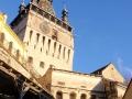 Wycieczki po Rumunii - kościół w Sighisoarze