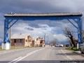Wycieczka do Rumunii - drewniane bramy