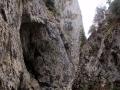 Wycieczka do Rumunii - jeden z wąwozów