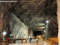 Wycieczka do Rumunii - kopalnia soli w Cacica