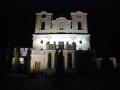 Jan Paweł II i BIESZCZADY - kościół i klasztor ojców bernardynów w Dukli