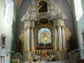 Jan Paweł II i BIESZCZADY - sanktuarium Maryjne w Jaśliskach