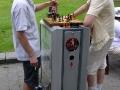 Lwów - każde miejsce jest dobre jak chce się zagrać w szachy!