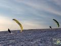 SnowGliding w Bieszczadach