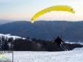 SNOWGLIDING Bieszczady