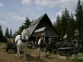 Tatry - bacówka góralska