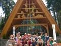 TATRY wycieczki - ołtarz papieski na Krzeptówkach