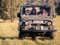 MIKRO PRZYGODA Bieszczady Canal+Discovery i samochody UAZ BP Bieszczader
