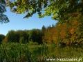 Przygoda w BIESZCZADACH - Jeziorka Duszatyńskie - jeziorko górne