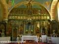 Wnętrze cerkwi w Smolniku - TRAPERSKA PRZYGODA