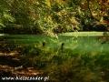 Przygoda w BIESZCZADACH - Jeziorka Duszatyńskie - jeziorko dolne
