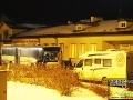 Serial kryminalny Wataha kręcony przez telewizję Discovery w Szczawnem, czyli na pograniczu Bieszczad i Beskidu Niskiego.