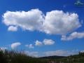 Niebo podczas weekendu majowego nad Bieszczadami!