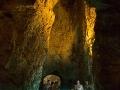 Jedyne w Europie jaskinie udostępnione do kąpieli w dzielnicy wypoczynkowej Miszkolc Tapolca.