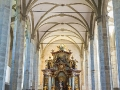 Kościół z relikwiami św. Elżbiety w Sarospataku.