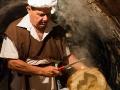 Golonki w chlebach najczęściej przywozi sam pomysłodawca, mistrz wśród piekarzy.