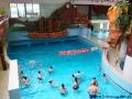 Fala na basenach w Sosto Furdo Aquarius obok Nyiregyhazy.