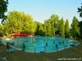 Baseny termalne w Kąpielisku Parkowym w Sosto.