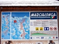 Słynny bieg długodystansowy Marcialonga - VAL di FASSA