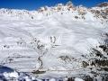 Passo San Pelegrino - Val di Fassa narty