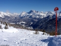 Narty w Val di Fassa