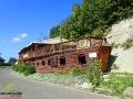 Nawet restauracja jest związana z rzeką San - Tawerna.
