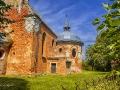KOŚCIÓŁ św. Michała z 1660r. w STAREJ SOLI.