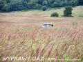 WYPRAWY UAZ-em Bieszczady - morze traw
