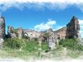 Panorama Zamku Cicava
