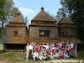 2005 wrzesień, BIESZCZADY, Grupa z Kartuz