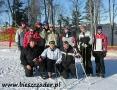 2006 styczeń, SŁOWACJA Lewocka Dolina, Grupa narciarska z Rzeszowa