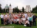 2011 wrzesień, ZAMEK w KRASICZYNIE, Grupa z Łodzi